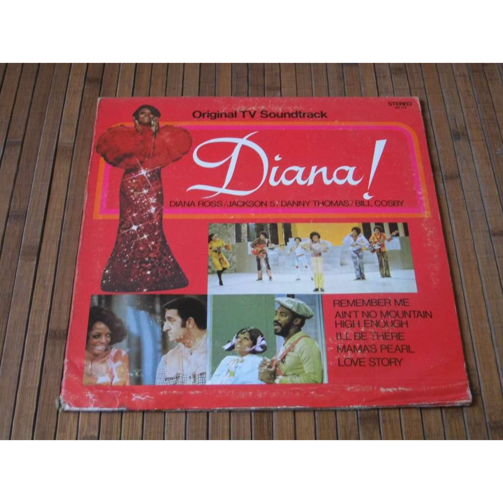 original soundtrack diana !