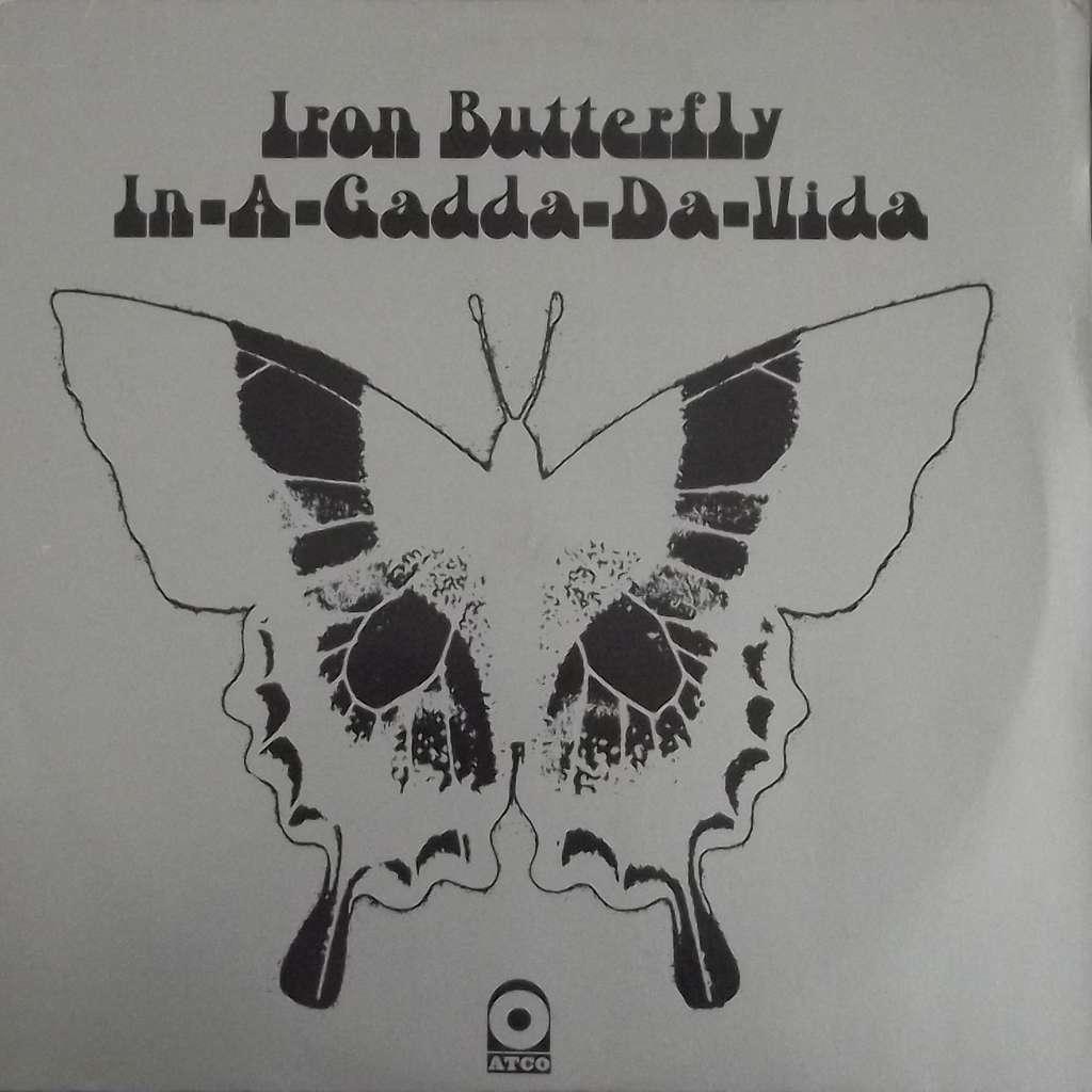 Iron butterfly in a gadda da vida
