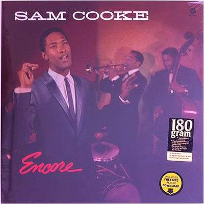 Sam Cooke Encore