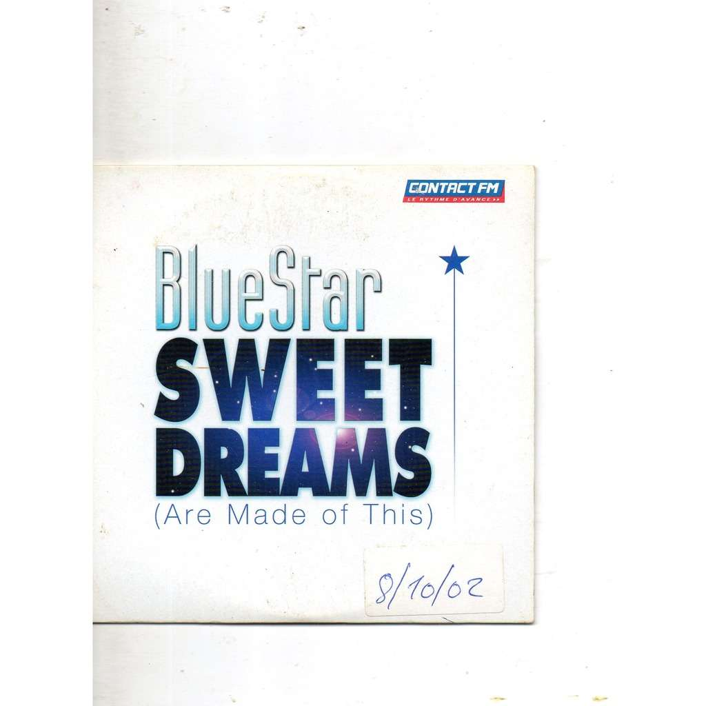 Bluestar ‎ Sweet Dreams (Are Made Of This) /Love, Freedom, Unity