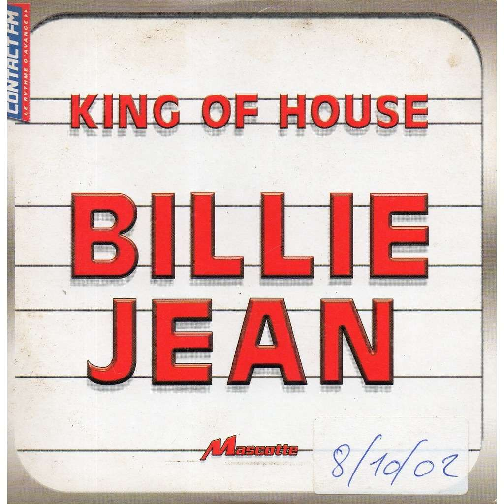 King of house Billie Jean /Just A Loop