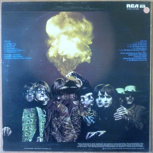 jefferson airplane crown of creation
