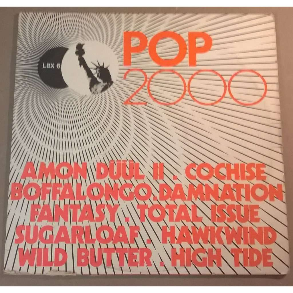 Various Pop 2000