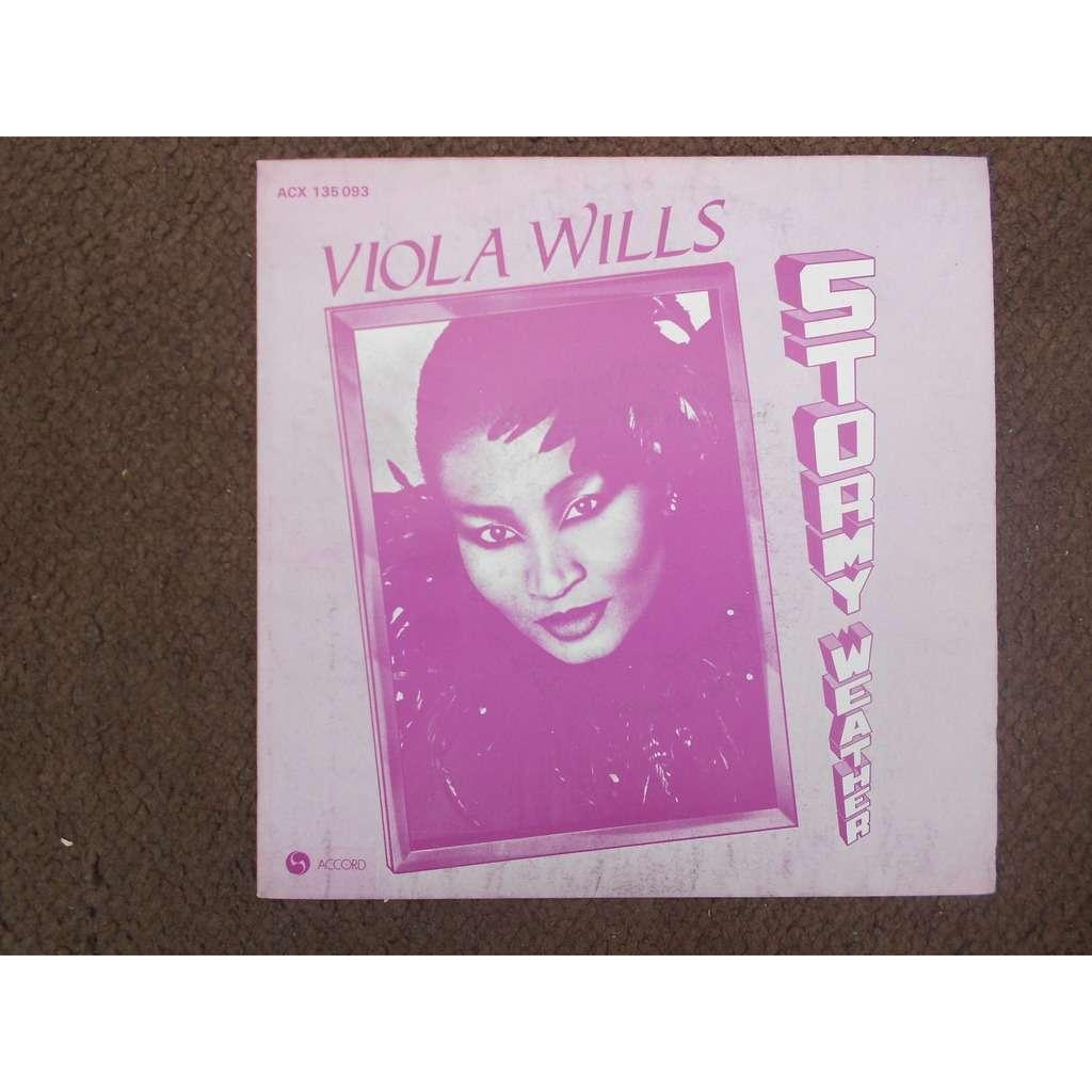 viola wills (+ the sunergyans feat. viola wills) stormy weather - it's gonna rain