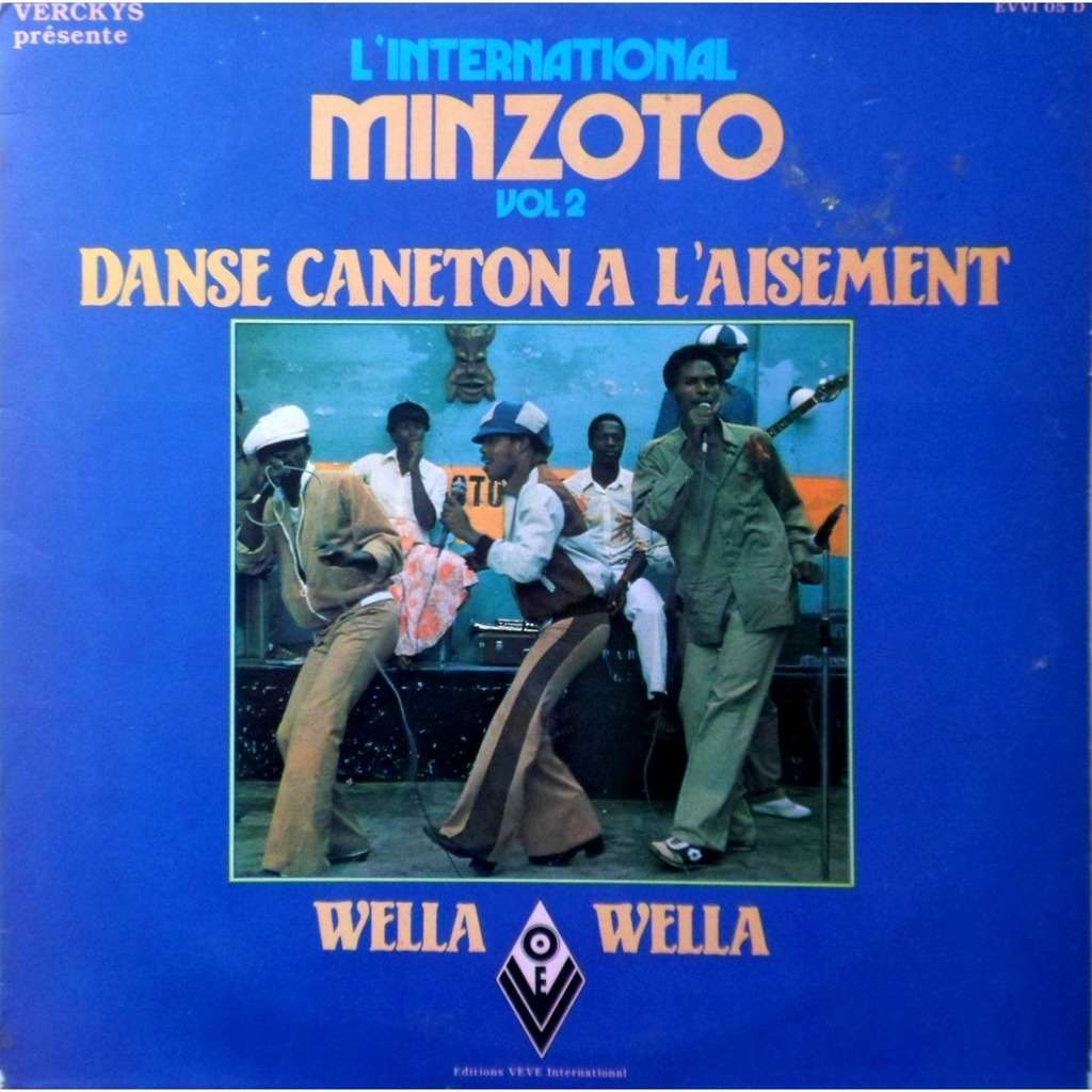 L'International Minzoto Vol. 2 - Danse Caneton A L'Aisement