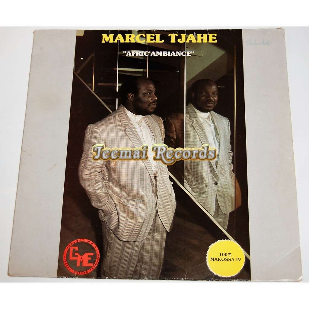 MARCEL TJAHE AFRIC AMBIANCE