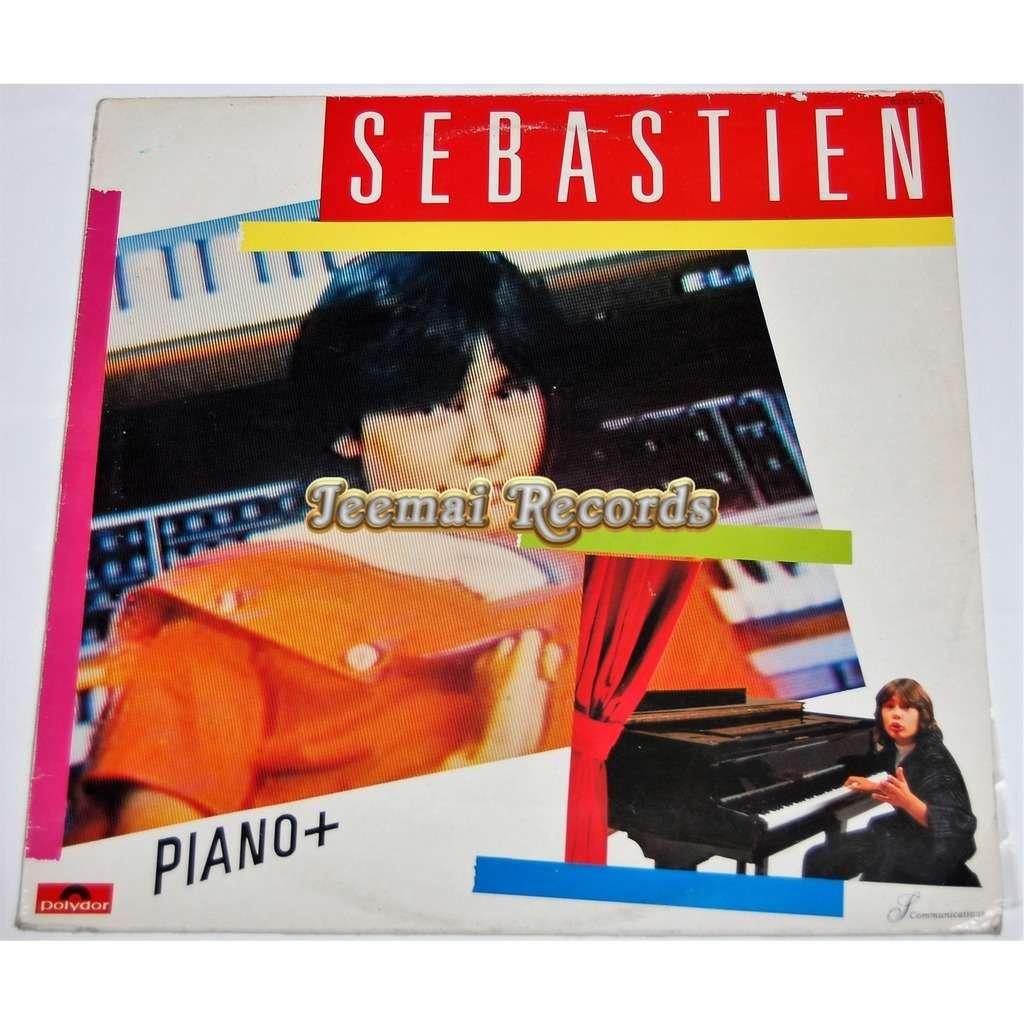 Sebastien (Prod Gérard Salesses) piano + plus