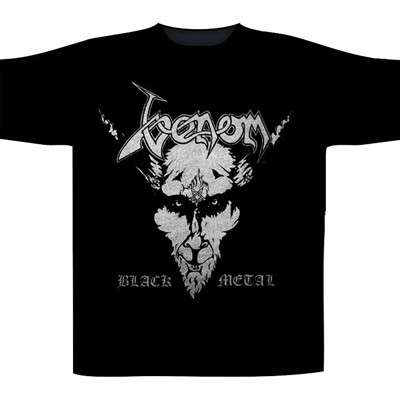 VENOM Black Metal