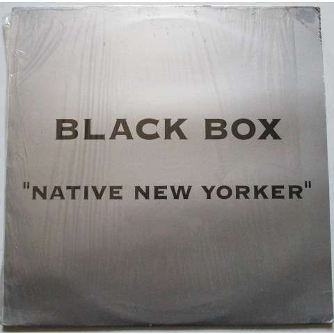 Black Box Native New Yorker (SILVER EDITION)