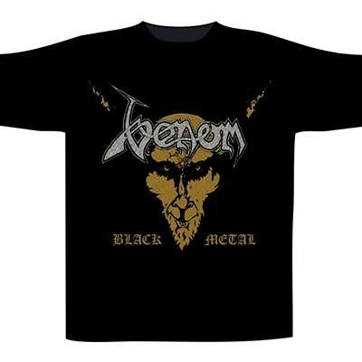 VENOM Black Metal [golden]