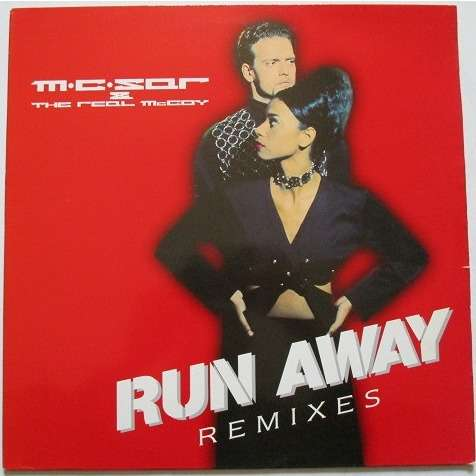 MC SAR & THE REAL MCCOY run away REMIXES (hallucination mix)