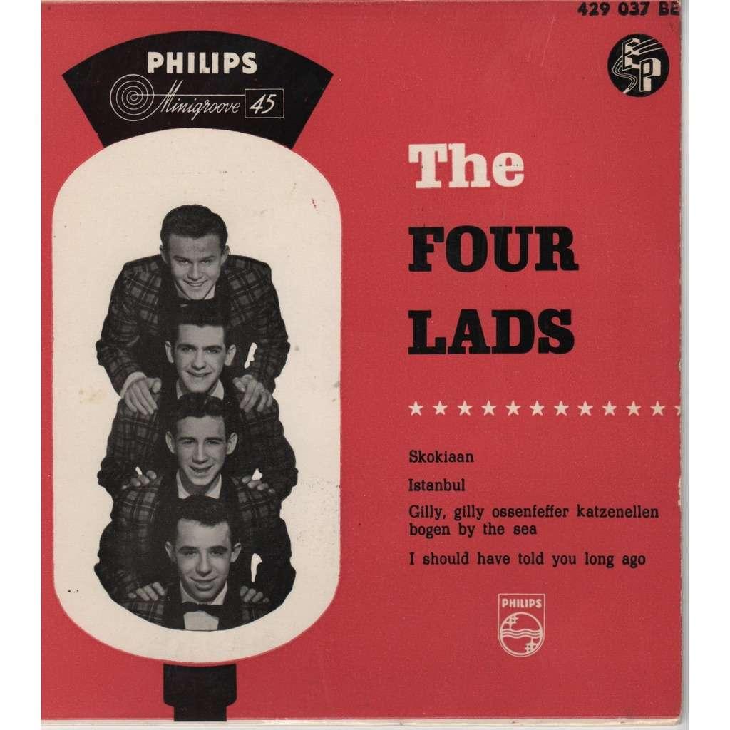 the four lads skokiaan