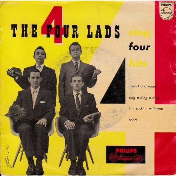 Four Lads, The round and round