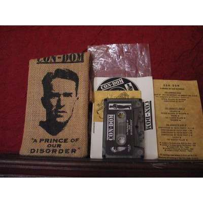 Con-Dom  A Prince Of Our Disorder (CD + Tape)