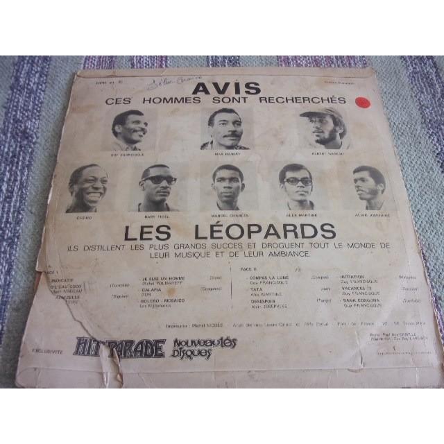 Les Leopards  D'L'Eau Coco