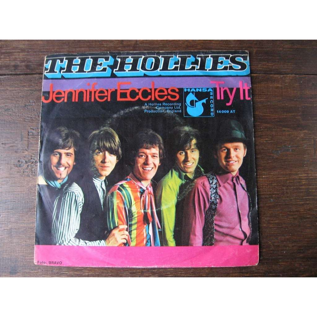 the hollies Jennifer Eccles