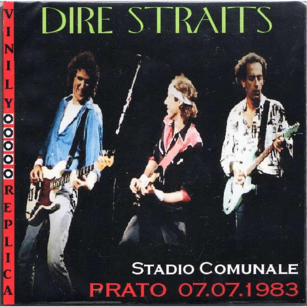 Dire Straits Live At 'Stadio Comunale' (Prato 07.07.1983)
