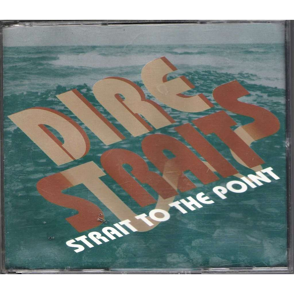 Dire Straits Start To The Point (Point Depot Dublin 23.08.1991)