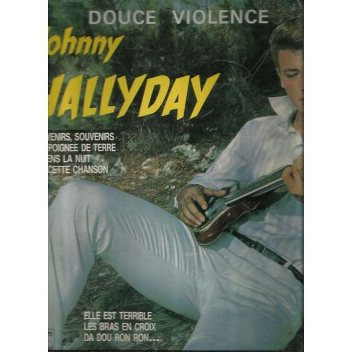 johnny hallyday douce violence