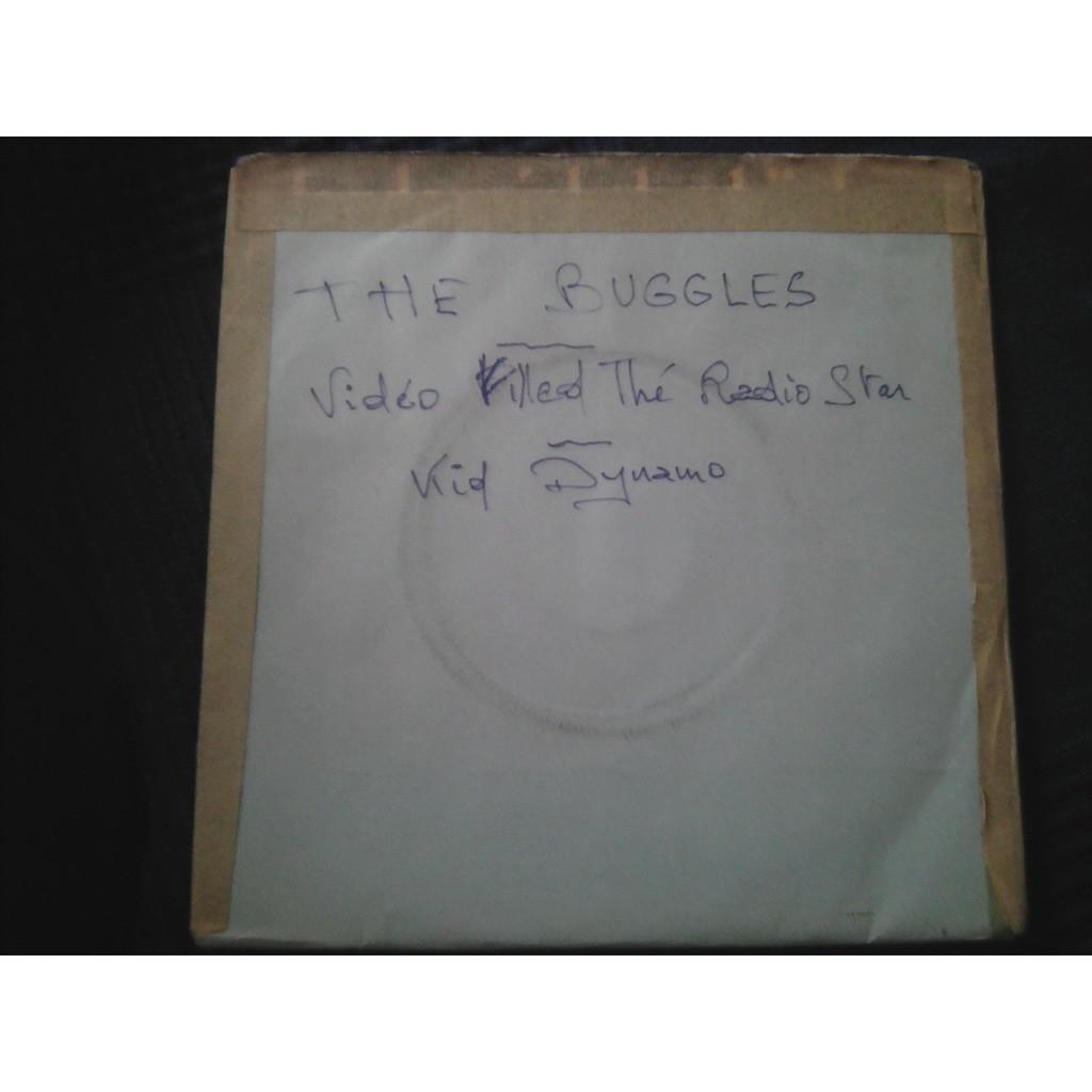the buggles video killed the radio star / kid dynamo