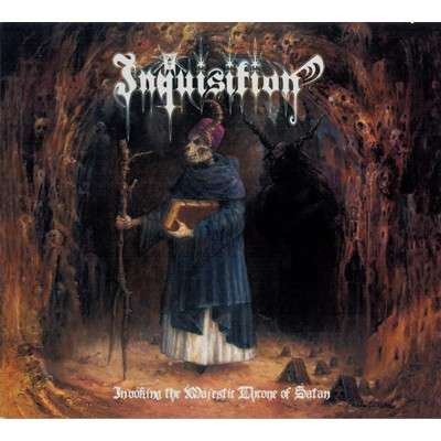 INQUISITION Invoking the Majestic Throne of Satan