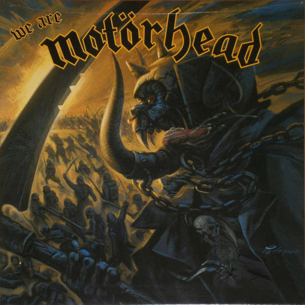 Motörhead We Are Motörhead (lp)