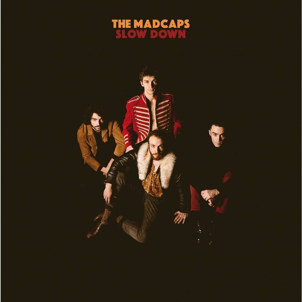 Howlin' Banana Records : The Madcaps Slow Down - LP