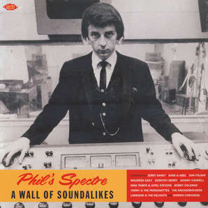 V.A. Phil's Spectre - A Wall Of Soundalikes