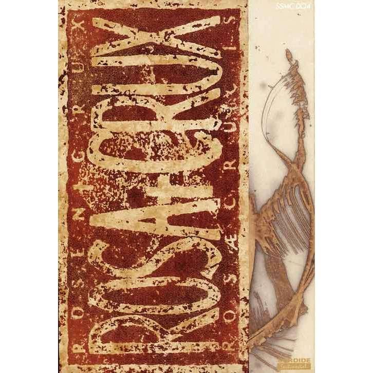 SORDIDE SENTIMENTAL : ROSA CRUX les vielles (+ livret / + booklet) édition limitée - limited edition - 3 inch CD
