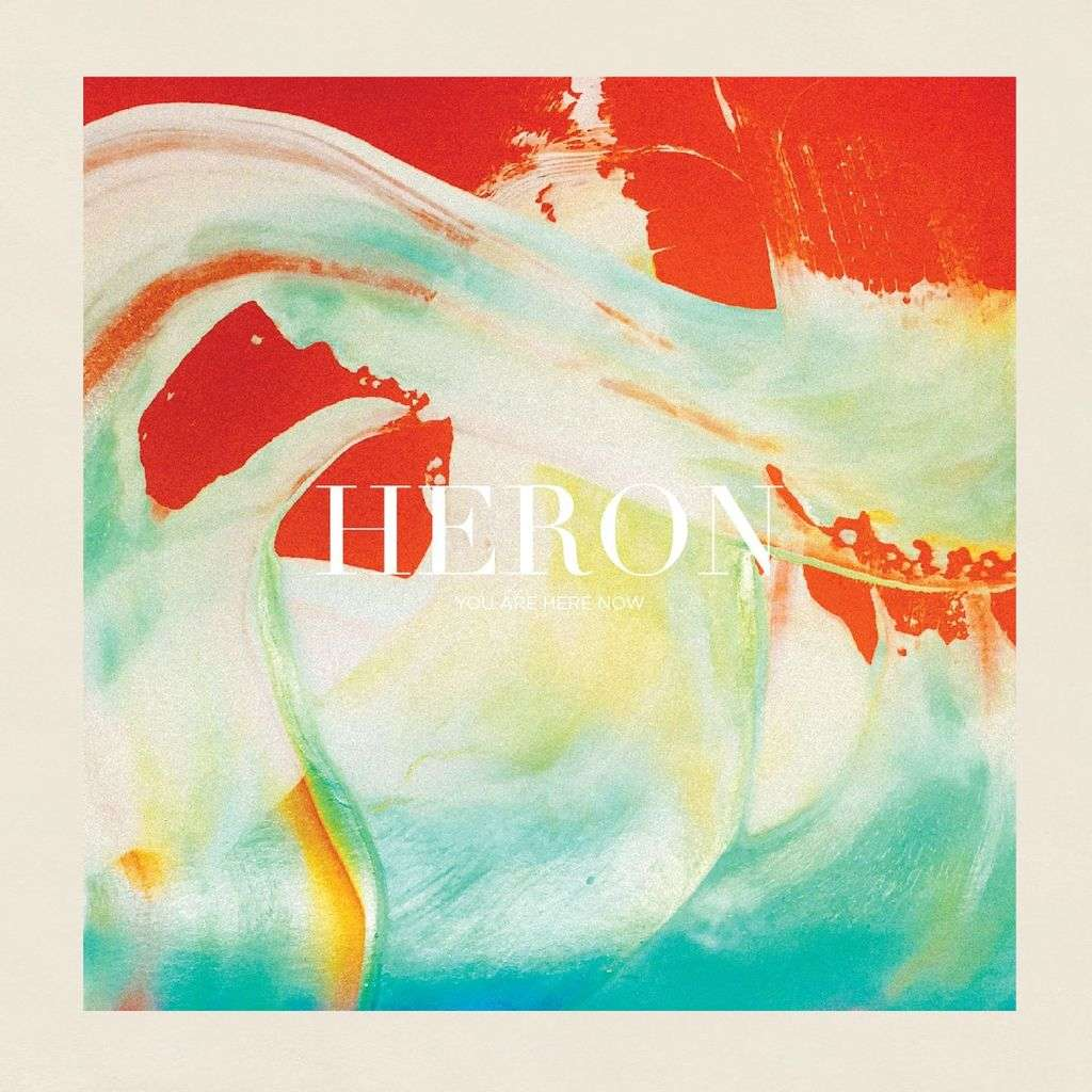 Fluttery Records : Heron You Are Here Now - CD