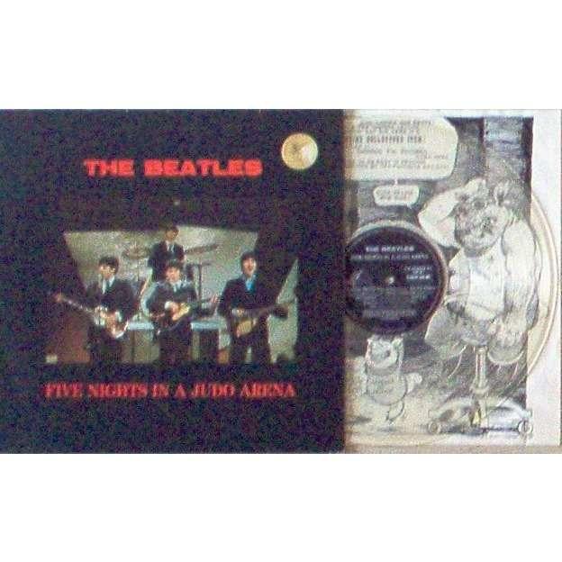 Beatles Five Night In A Judo Arena (Budokan Hall Tokyo 30.06.1966)