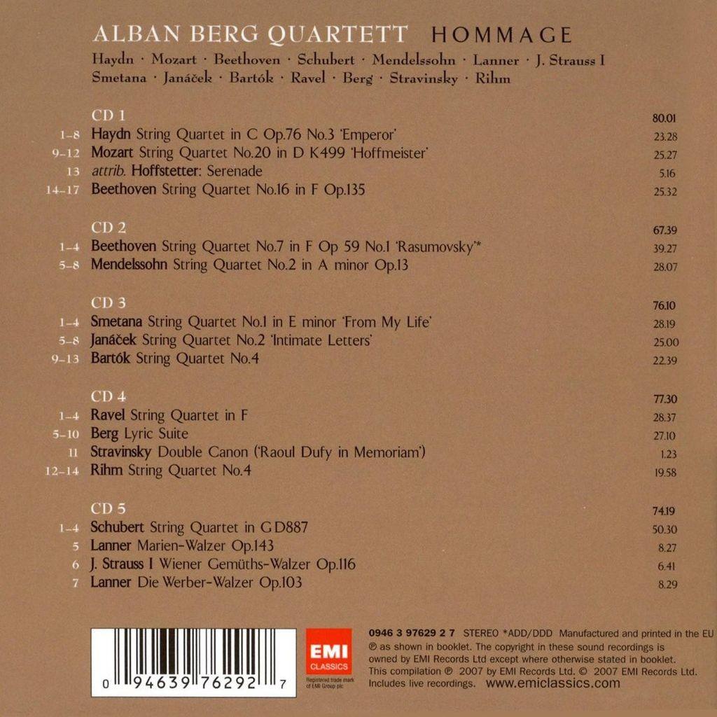Beethoven String Quartet 14