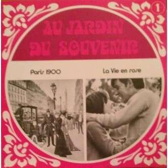 Raymond Legrand et divers Artistes Au Jardin Du Souvenir ( Compilation 16 Titres )