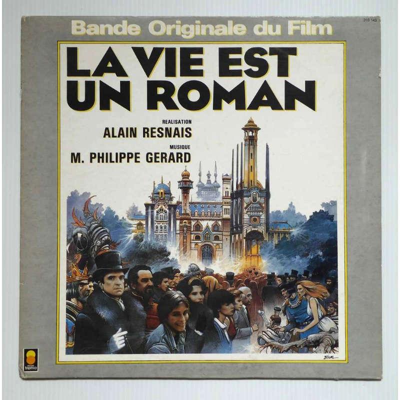 Philippe-Gérard La Vie Est Un Roman