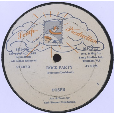 poser rock party