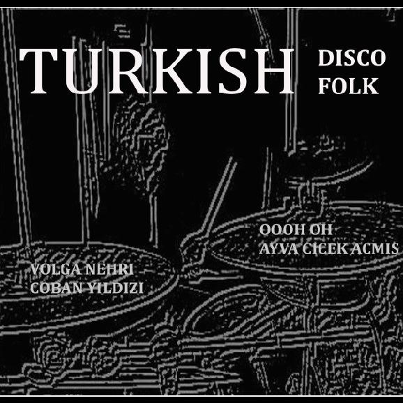 Arsivplak Turkish Disco Folk EP