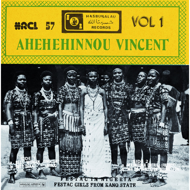 Ahehehinnou Vincent vol.1 Best Woman