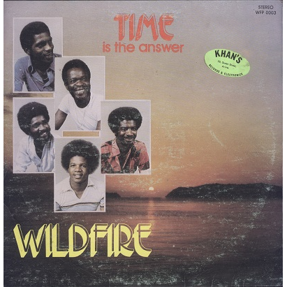 wildfire time is the answer