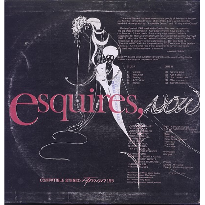 the esquires esquires, now