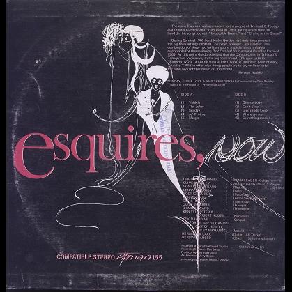the esquires esquires, now