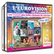 muti artiste l'eurovision en français : les 100 plus belles chansons du concours 1956 - 2016 (coffret 4 cd)