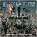 IRON MAIDEN ‎ - A Matter Of Life And Death (2xlp) Ltd Edit Gatefold Poch -E.U - 33T x 2