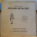 ANOMAN BROUH FELIX - Le retour du grand Anoman Brouh Felix - Kpichamon - LP