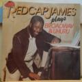 REDCAP JAMES - Plays Broadway & Uhuru - LP