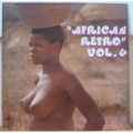 FRANCO, O.K. JAZZ, EDO, MALAPE... - African retro vol. 4 - LP