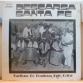 DESCARGA SANTA FE - S/T Iguirabana - LP