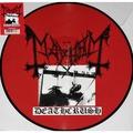 MAYHEM - DEATHCRUSH (lp) Ltd Edit Pict-Disc 1000 Copies Record Store Day 2017 -U.K - LP