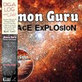 AMON GURU - Space Explosion (lp+cd) - 33T + bonus