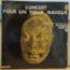 FRANCIS BEBEY - Concert pour une vieux masque - 33T