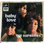THE SUPREMES - baby love - 45T (EP 4 titres)